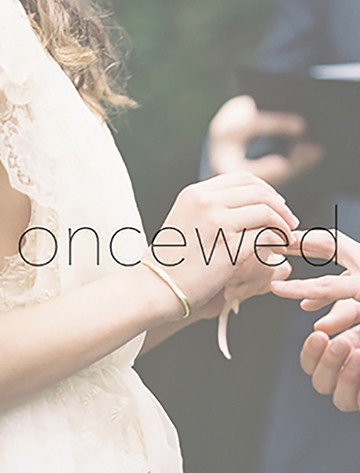 once wed: vows