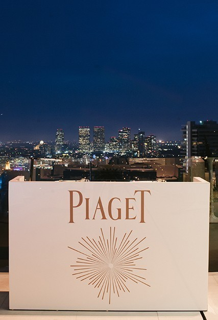 piaget isa party